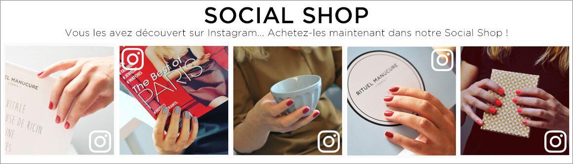 Social Shop - Rituel Manucure