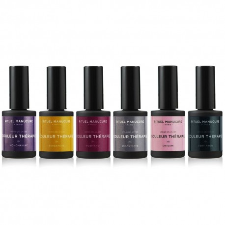 "COFFRET ""SERIAL COULEURS"" 15ML"