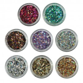 KIT PAILLETTES MULTI FORMES
