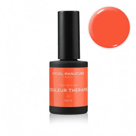 PEP'S - VERNIS PERMANENT 15ML - Orange vif