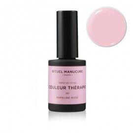 POPELINE ROSE - VERNIS PERMANENT 15ML