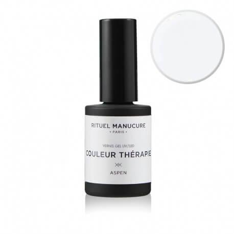Aspen - Vernis permanent blanc - Rituel Manucure