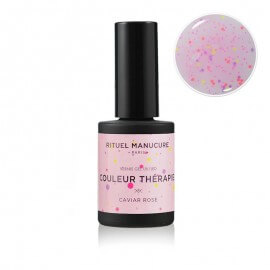 CAVIAR ROSE - VERNIS PERMANENT 15ML