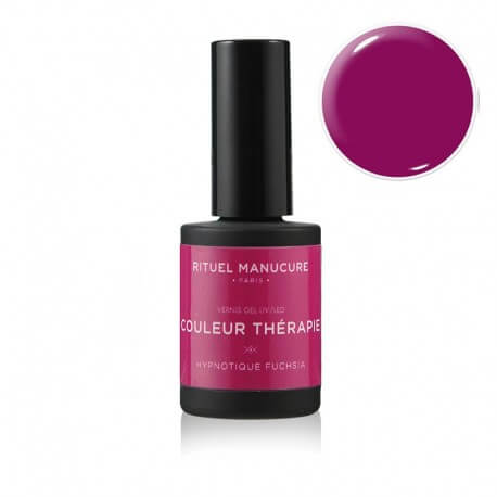 HYPNOTIQUE FUSHIA - VERNIS PERMANENT 15ML