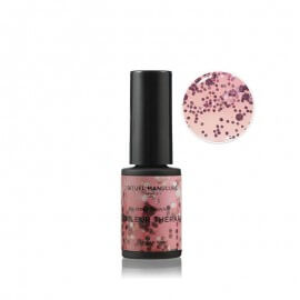 GLITTER ROSE - VERNIS PERMANENT 5ML