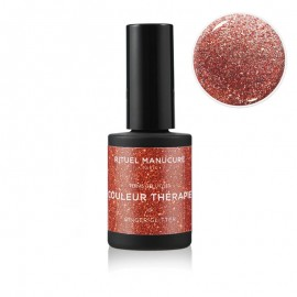 GINGER GLITTER - VERNIS PERMANENT 15ML