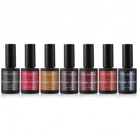 "COFFRET ""STRAWBERRY FIELDS FOREVER"" vernis permanents"