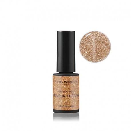 GOLDEN LADY - VERNIS PERMANENT 5ML