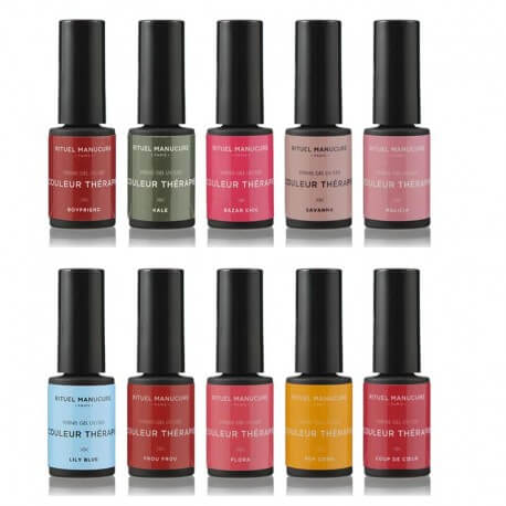 "COFFRET ""COLOR BLOCK"" 5ML"