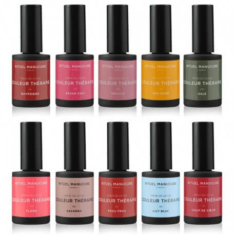 "COFFRET ""COLOR BLOCK"" 15ML"