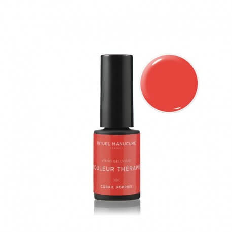CORAIL POPPIES - VERNIS PERMANENT 5ML