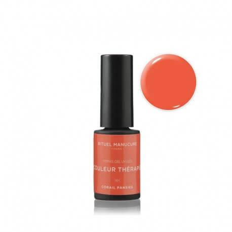 CORAIL PANSIES - VERNIS PERMANENT 5ML