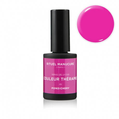 PONDICHERY - VERNIS PERMANENT 15ML