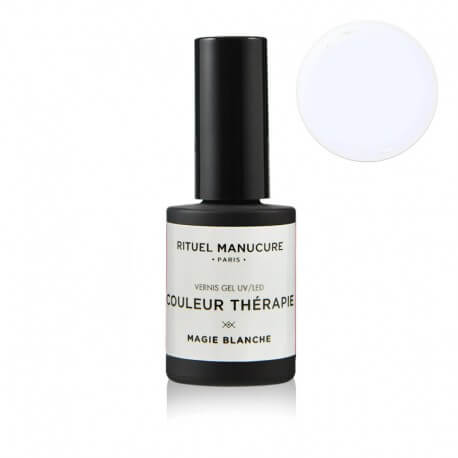 MAGIE BLANCHE - VERNIS PERMANENT 15ML