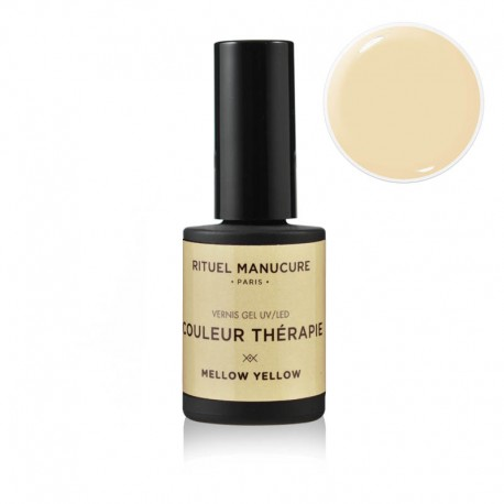 MELLOW YELLOW - VERNIS PERMANENT 15ML