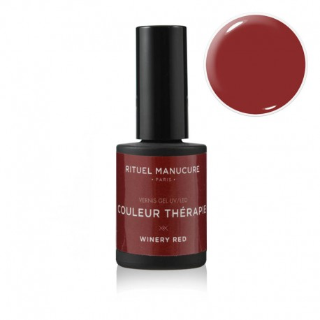 WINERY RED - VERNIS PERMANENT 15ML