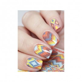 WATER DECALS - NAIL ART - 5