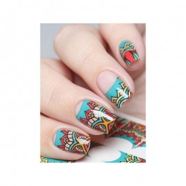 WATER DECALS - NAIL ART - 7