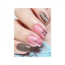 WATER DECALS - NAIL ART - 8