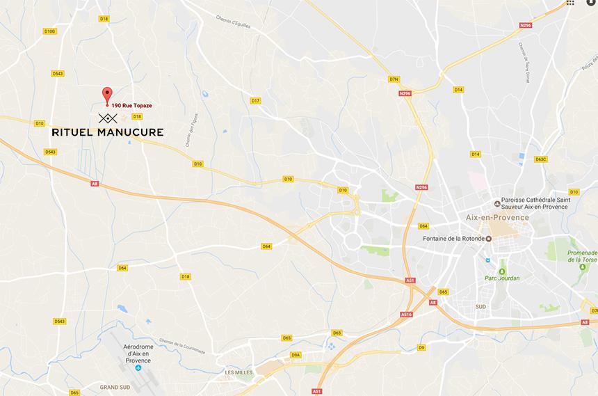 Rituel Manucure Aix en Provence