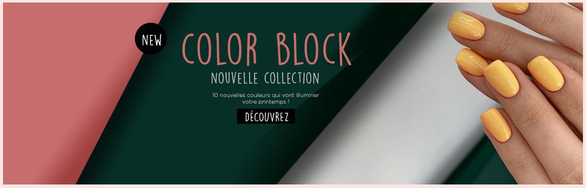 10 Nouvelles couleurs de vernis permanent - printemps 2019